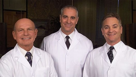 Dr. Stampler, Dr. Lytle and Dr. Lytle