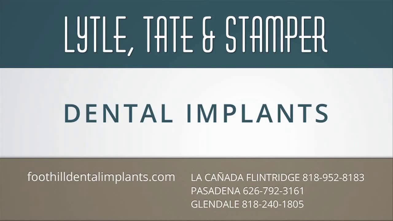 meet lytle singles Meet oral and maxillofacial surgeon dr john l lytle who has extensive training in dental implant placement and oral surgery contact us for a consultation.