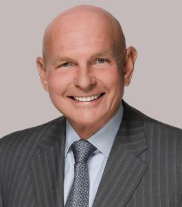 Headshot of Dr. Elgan P. Stamper